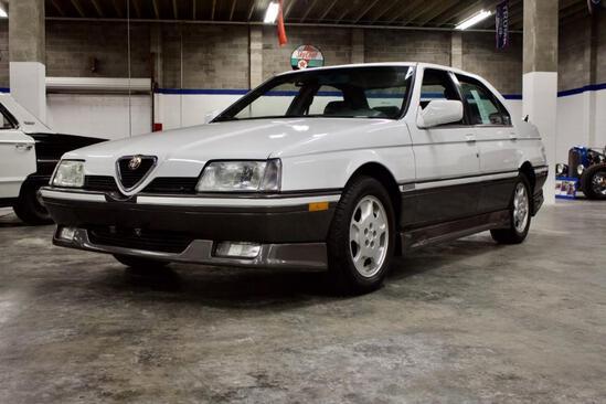 1991 Alfa Romeo 164