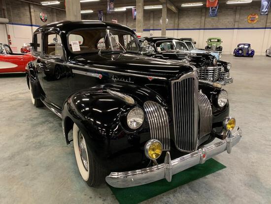 1941 Packard 110 Deluxe 8