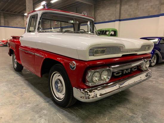 1961 GMC 1000 Pickup
