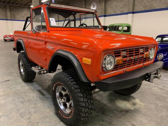 1974 Ford Bronco 4X4