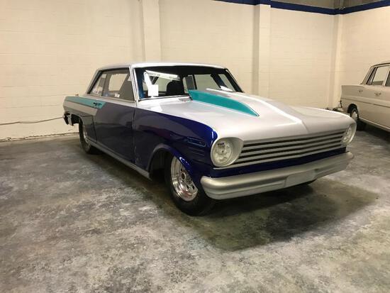 1963 Chevrolet Nova II Drag Car