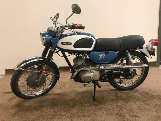 1969 Yamaha 180