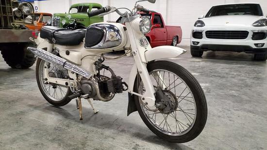 1965 Honda Sport 50