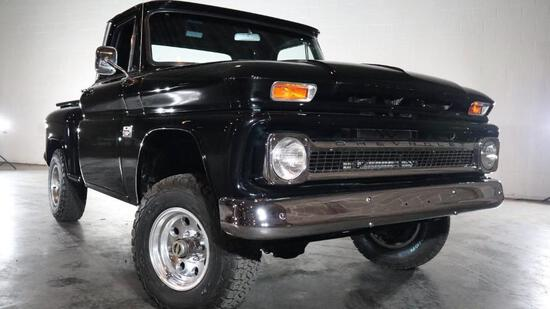 1966 Chevrolet C10 4x4