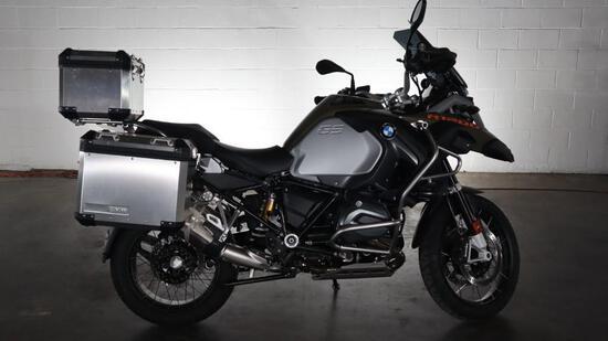 2015 BMW 1200