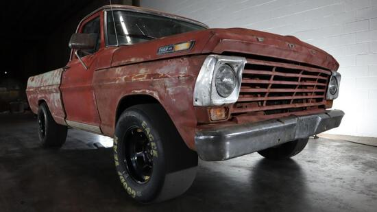1968 Ford F10