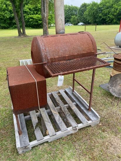 BBQ Grill/Smoker