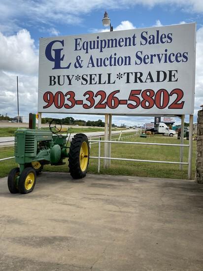 C&L FARM AUCTION
