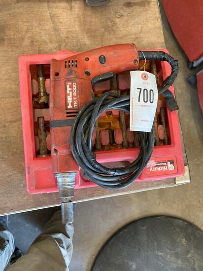 Hilti TKT 2000 Drill & Wood Bits