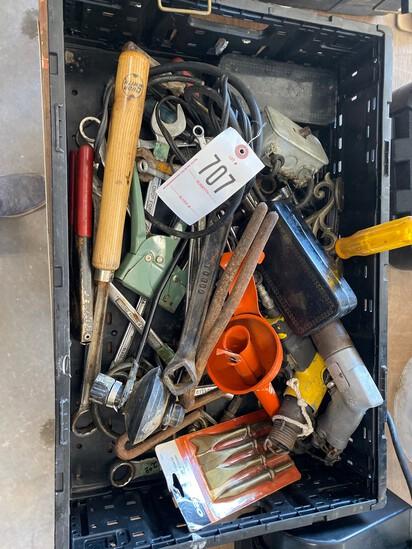 Tote Full of tools