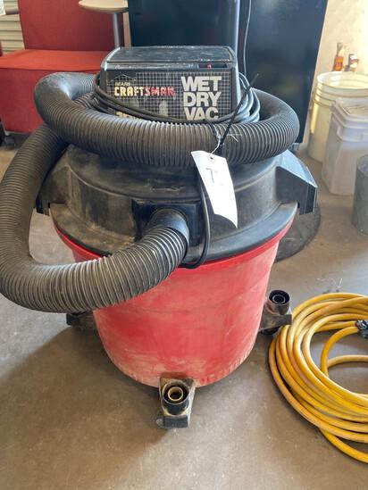 Craftsman 16 gallon shop vac