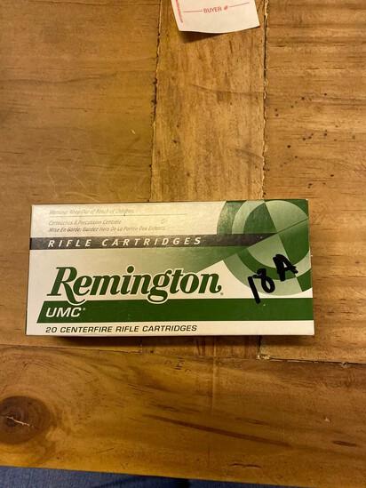 """Remington 38"""" Special Rifle 20 Cartridges"""