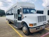 2002 International 28 Passenger Bus