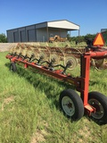2015 H&S High Capacity Hay Rake