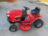 Craftsman T110 Riding Lawn Mower