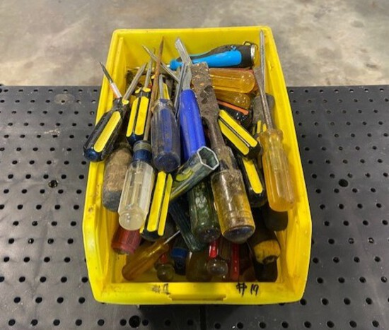 Lot of Misc. Screw Drivers