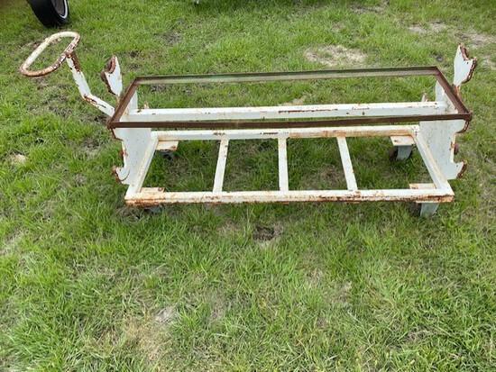 Roll Around Shop Rack / Cart