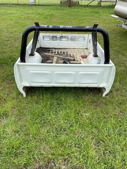 Toyota Truck Bed