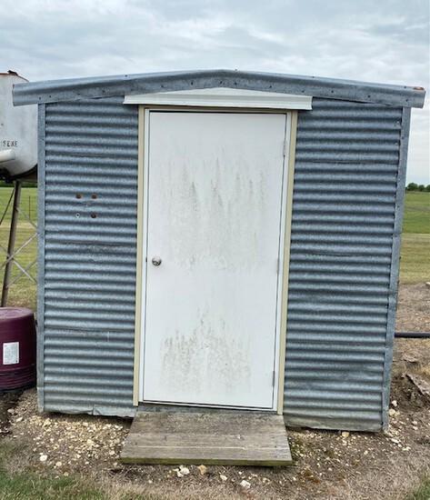 8x8 Portable Building