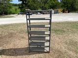 Metal Storage Shelf