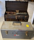 Lot of 2 Tool Boxes
