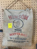 Hinson Water Bag - 2 Gal.
