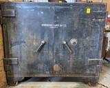 Antique Herring-Hall-Marvin Safe