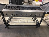 Bakers & Chefs Commercial Propane Grill