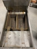 Imperial Deep Fryer, LP gas, 45lb.