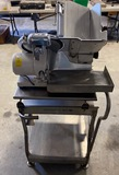 Globe C285 1/3 HP Meat Slicer with Stand