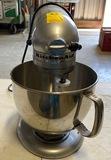Commercial Grade Kitchen Aid Artisan Mixer & Bowl