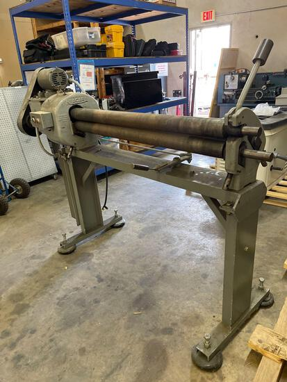 Niagra Metal Roller 3 Phase electric 48 inch