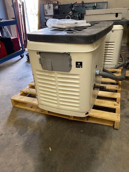 Generac 20kW Natural Gas Backup Generator