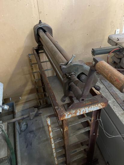 Manual Metal Roller
