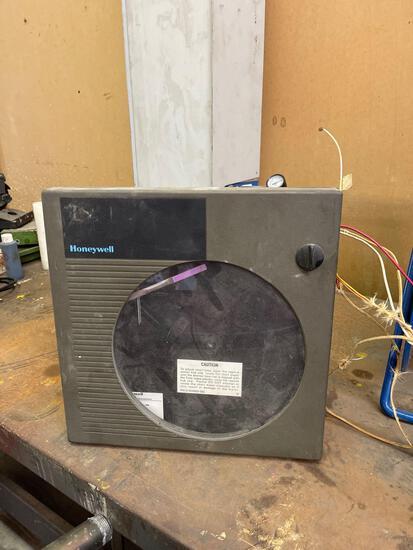 Honeywell data recorder