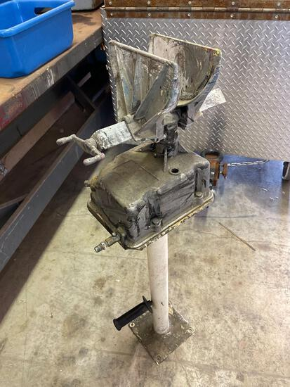 Pneumatic Paint Shaker