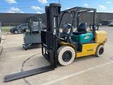 Komatsu 45 Forklift Gasoline or LP, 2112 hours