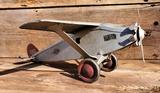 Steelcraft Toy Airplane