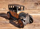 Arcade Taxi Toy Car