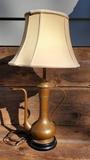 Elegant Bronze Lamp