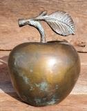 Bronze apple
