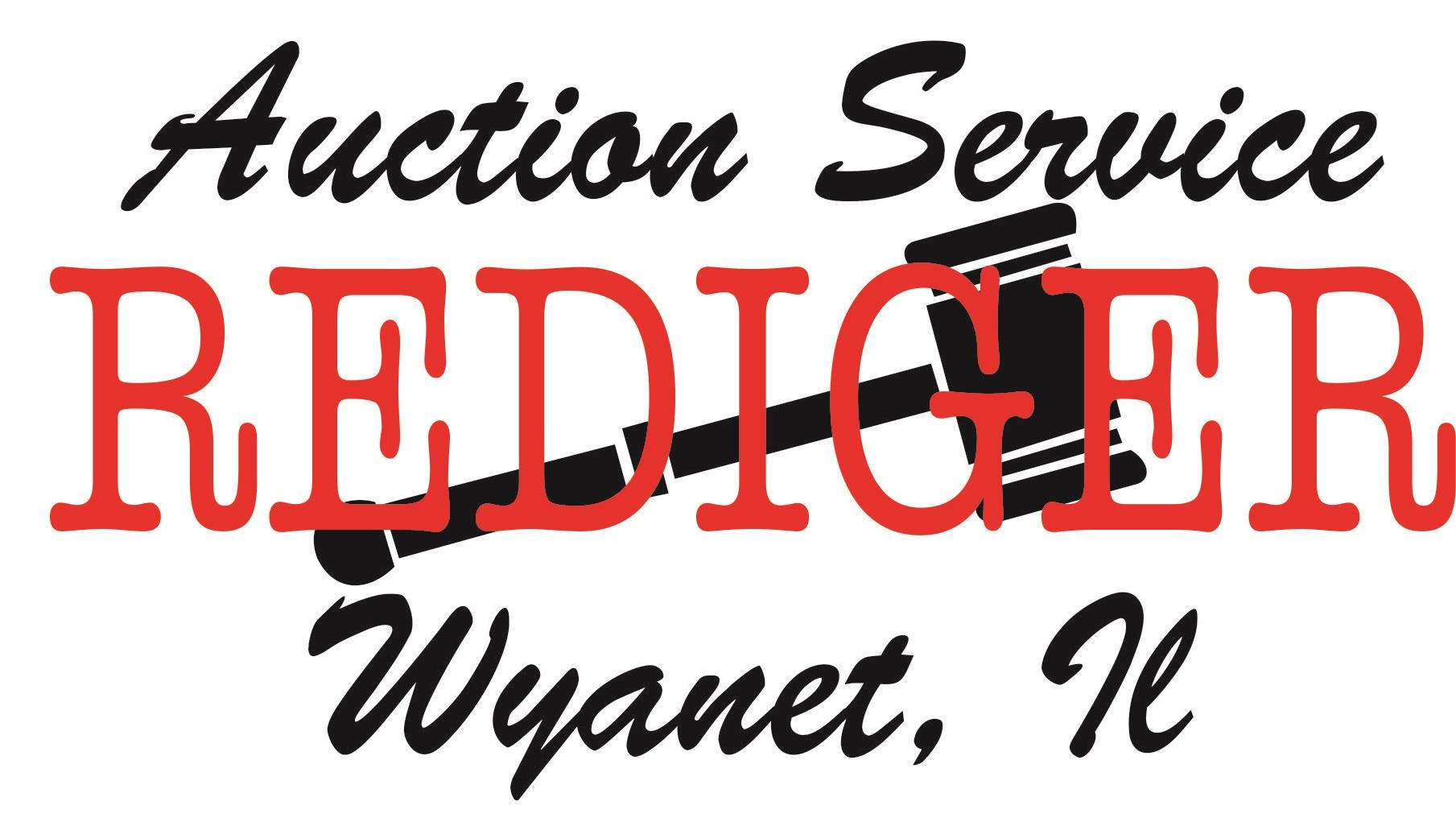 Rediger Auction Service