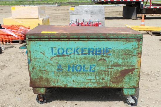 48'' jobsite toolbox