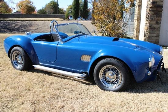 1965 Cobra Replica