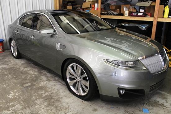 2005 Lincoln MKS Concept Car
