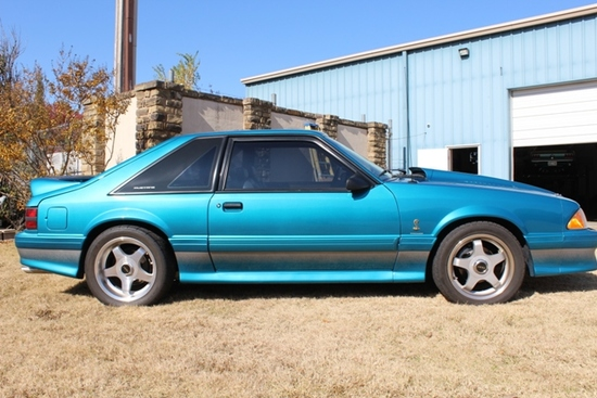 1993 SVT Cobra Hatch Back