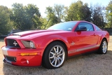 2008 Shelby Gt 500 KR (King of The Road)