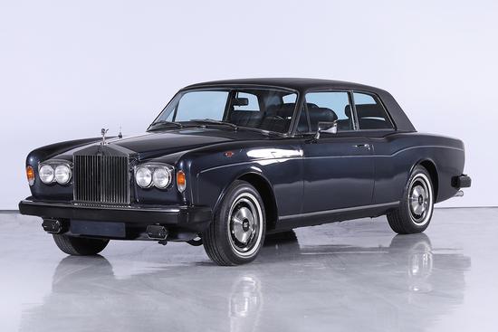 1978 Rolls-Royce Corniche Coupe