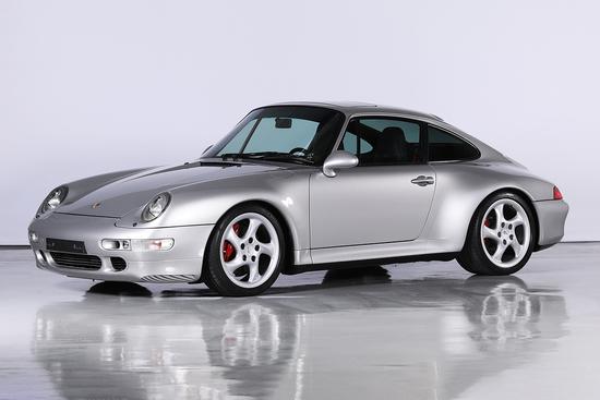 1998 Porsche 911 (993) Carrera 4S