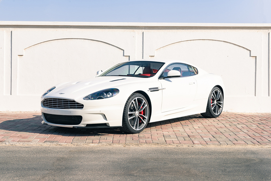 2012 Aston Martin DBS (Manual)